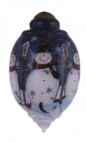 Ne'Qua Christmas Ornament