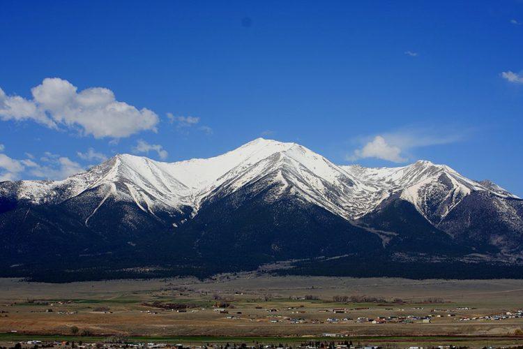 Collegiate Peaks, Buena Vista, Colorado