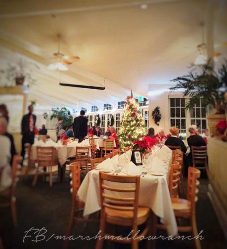Rivers Restaurant, Glenwood Springs, Colorado. Restaurant interior.