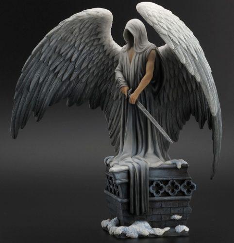 Guardian Angel statue by LA Williams Photo credit: Fairy Glen