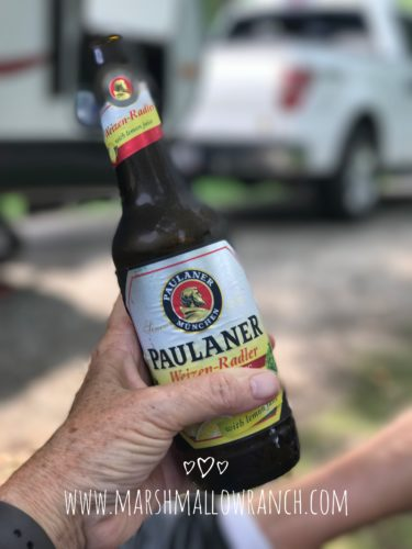 Paulaner NA Beer