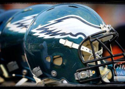 Eagles win the Super Bowl!